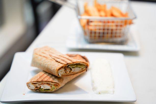 Chicken Arabi Style - Fries option