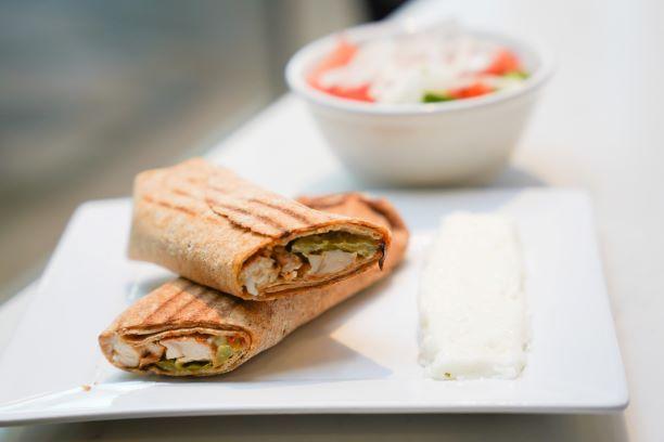 Chicken Arabi Style