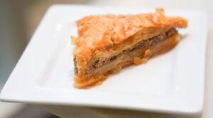 Baklava, Greek, Lebanese