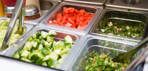 Sides and salads choices
